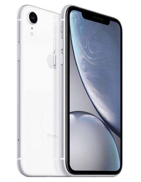 Oferta de Apple iPhone Xr de 64GB LCD 6.1 Pulgadas Reacondicionado por $9399