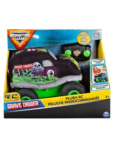 Oferta de Automovil Mi Primer Radio Control Monster Jam Grave Digger por $543.15