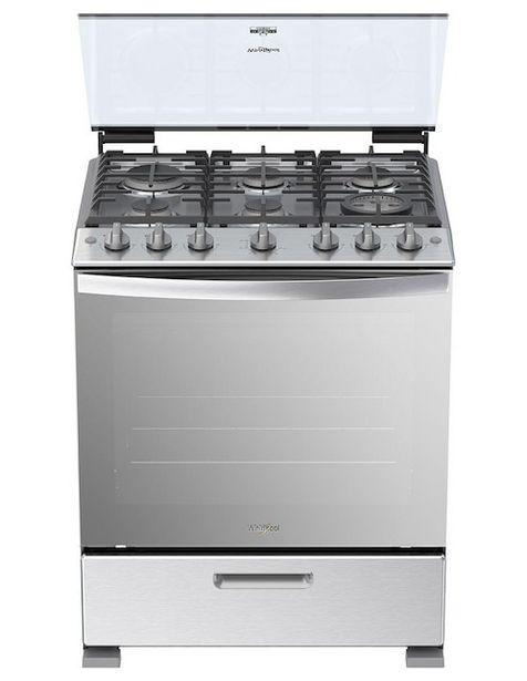 Oferta de Estufa de piso Whirlpool a gas 30 pulgadas WFR5100S por $11939.4