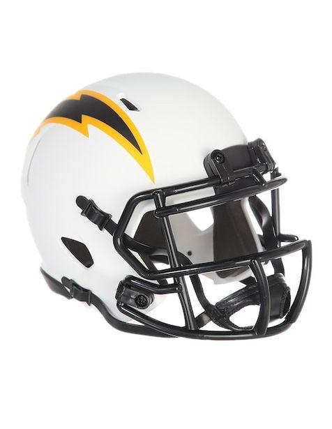 Oferta de Casco mini NFL Los Angeles Chargers por $559.2