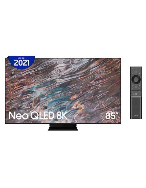 Oferta de Pantalla Samsung QLED Smart TV de 85 Pulgadas 8K QN85QN800AFXZX por $139999