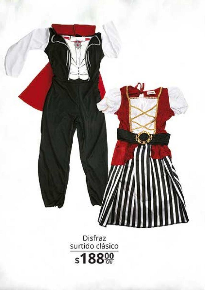 Oferta de Disfraces de Halloween por $188
