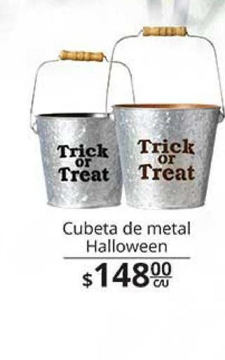 Oferta de Decoración de Halloween por $148