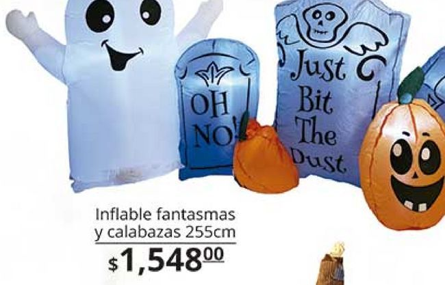 Oferta de Decoración de Halloween por $1548