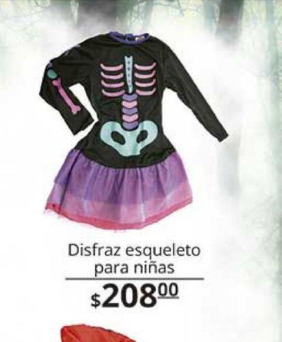 Oferta de Disfraces de Halloween por $208