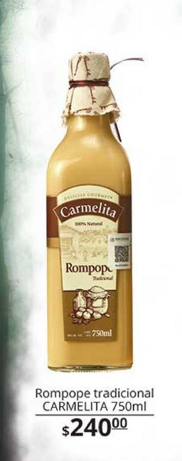 Oferta de Rompope carmelita por $240