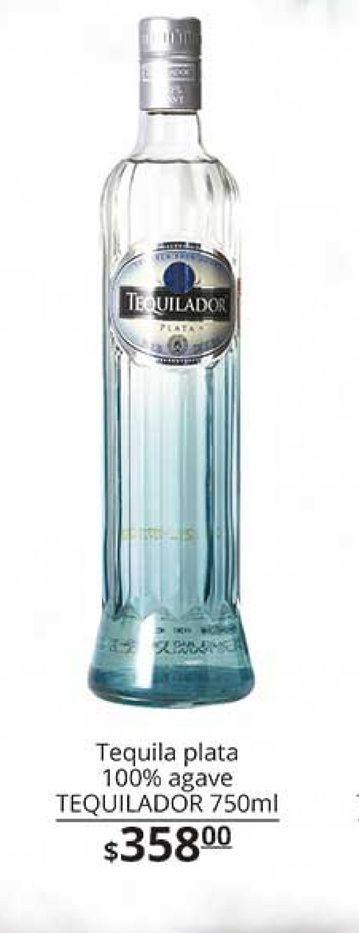 Oferta de Tequila Tequilador por $358