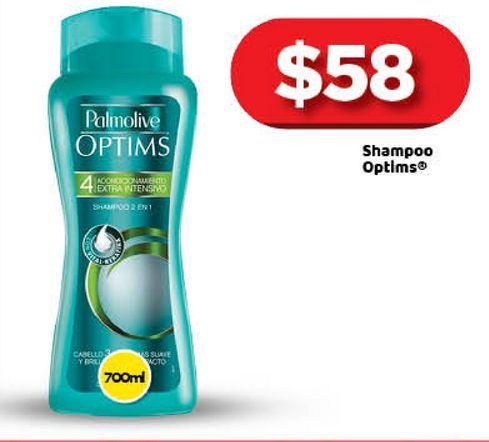 Oferta de Shampoo Optims por $58
