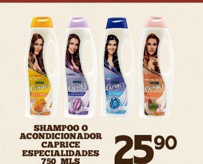 Oferta de Shampoo Caprice por $25.9