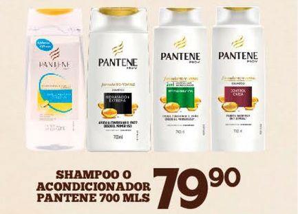 Oferta de Shampoo Pantene por $79.9