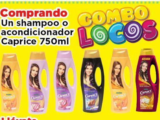 Oferta de Shampoo Caprice por