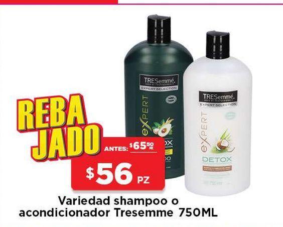 Oferta de Shampoo TRESemmé por