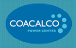 Logo Coacalco Power Center