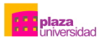 Logo Plaza Universidad
