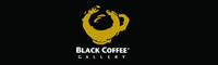 Logo Black Coffee Gallery
