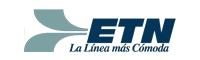 Logo Autobuses ETN