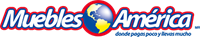 Logo Muebles América