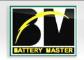 Logo Battery Master