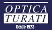 Logo Óptica Turati