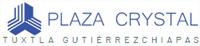 Logo Plaza Crystal Tuxtla