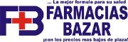 Logo Farmacias Bazar