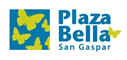 Logo Plaza Bella San Gaspar