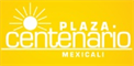 Logo Plaza Centenario Mexicali