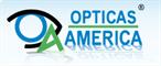 Logo Ópticas América