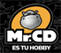 Logo Mr CD