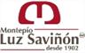 Logo Montepío Luz Saviñón
